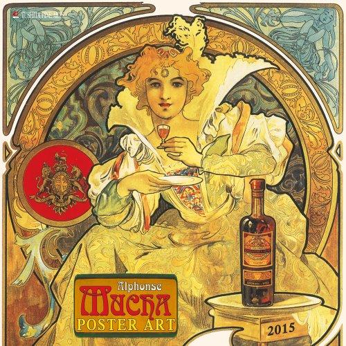 Descargar Libro - Poster Art 2015 Fine Arts Alphonse Mucha
