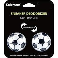 Knixmax Bolas Desodorizantes de Zapatos, Ambientador Se Puede