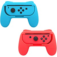 2-PK FastSnail Grips compatible w/Nintendo Switch Joy Cons