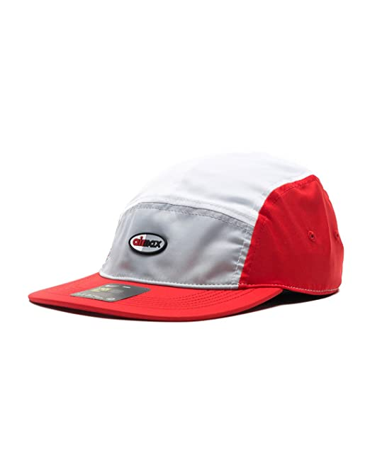 471e09032f NIKE Mens U NSW AROBILL AW84 Cap Air Max 891297-012 - Wolf  Grey/White/University Red: Amazon.ca: Clothing & Accessories