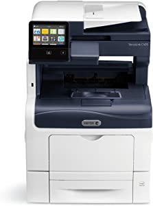 Xerox VersaLink C405/N Color Laser MultiFunction Printer, letter/legal, up to 36ppm, USB/ethernet, 550 sheet tray, 150 sheet multi purpose tray, 50 sheet DADF (Single-pass 2-sided scanning)