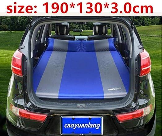 fish Camping Car Bed SUV Colchón de Coche Inflable para Auto ...