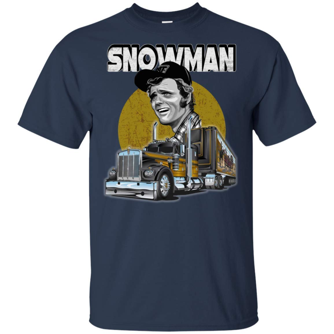 S Jerry Reed Snowman S Smokey And The Bandit Shirts