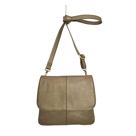 81dae1d077 Amazon.com  Latico Leathers Jamie Crossbody Bag