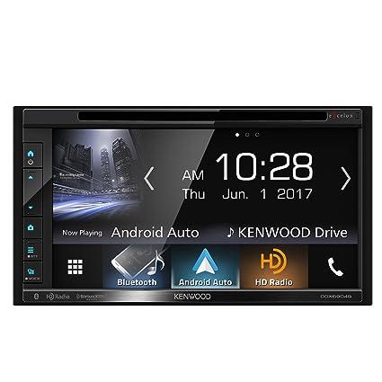 Amazon Com Kenwood Excelon Ddx6904s In Dash 6 8 Touchscreen