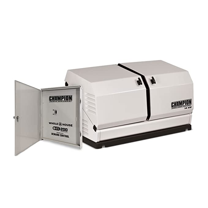 Best Whole House Generator : Champion Power Equipment 100294 Home Standby Generator
