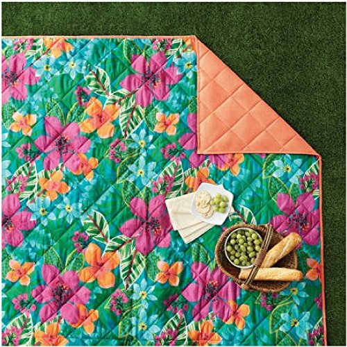 Waterproof Outdoor/Picnic Blanket (60X70, Orange) by Mainstay