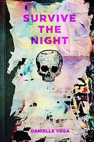 Survive the Night by Danielle Vega - Shopping Malls Las Vegas