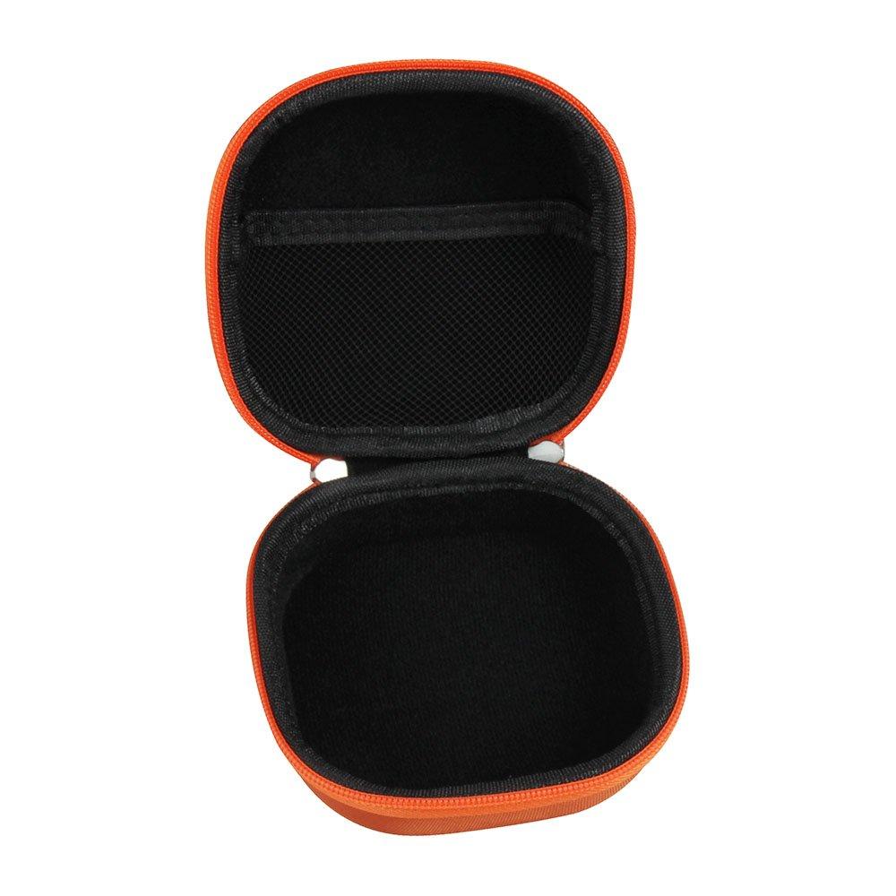 Hard EVA Travel Bright Orange Case for Bose SoundLink Micro Bluetooth Speaker by Hermitshell by Hermitshell (Image #3)