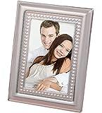 Fashioncraft Matte Silver Metal Place Card/Photo Frames