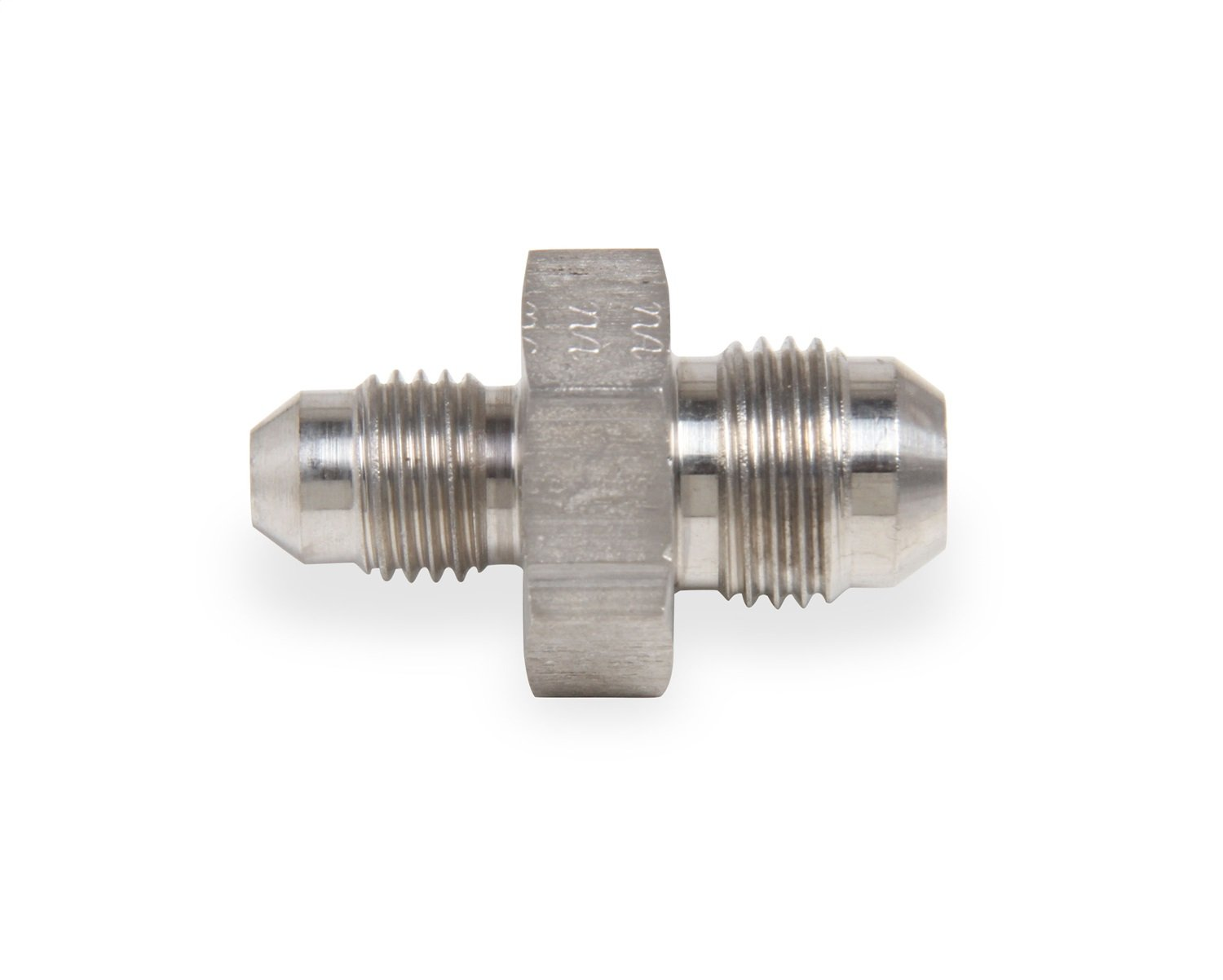 Earl's Performance SS991902ERL Stainless Steel AN Union Reducer Size: -4AN Male to -3AN Male Stainless Steel AN Union Reducer