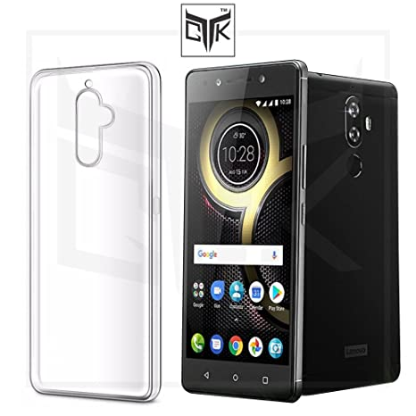 buy online cc862 27891 TheGiftKart Ultra Thin Clear Soft Back Cover Compatible with Lenovo K8 Note  Back Cove (Transparent)