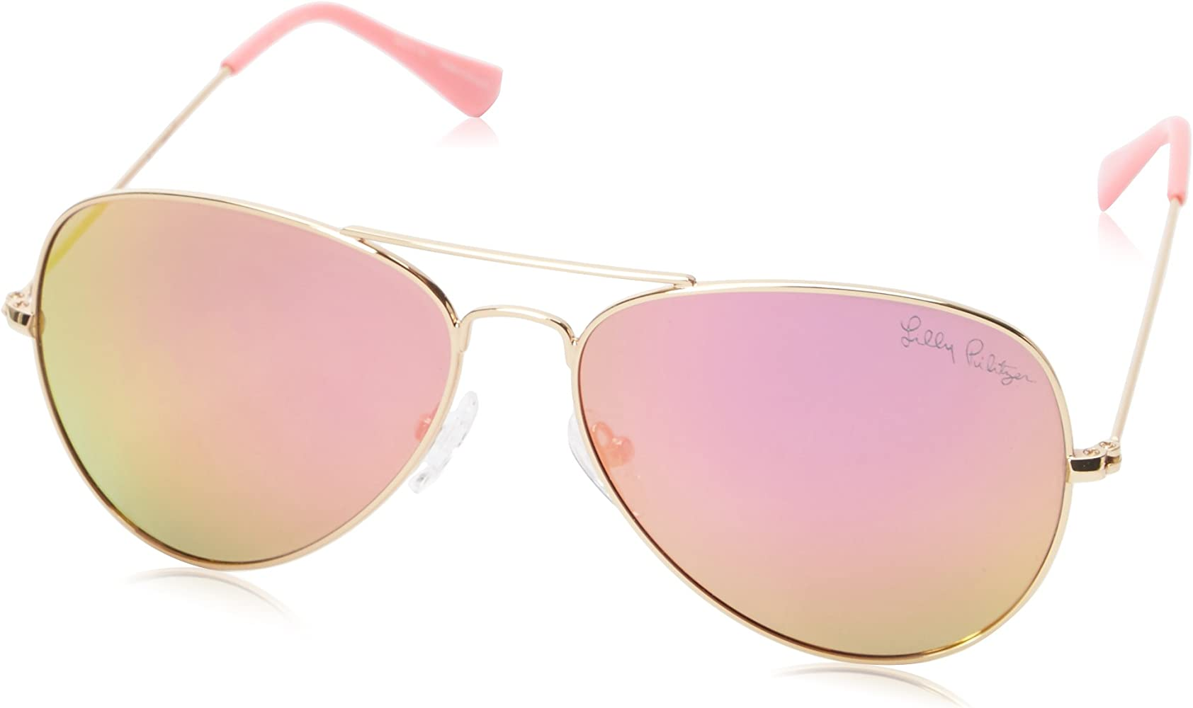 Womens Lexy LEXYSB59 Polarized Aviator Sunglasses