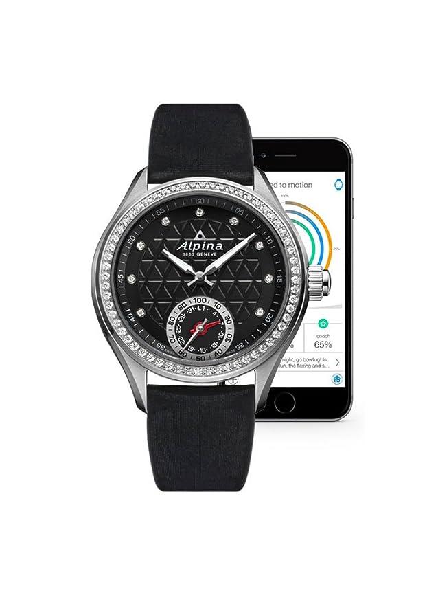Alpina Reloj de Cuarzo Woman Horological Smartwatch 39 mm ...