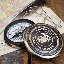 United States Marine Corps Logo Compass