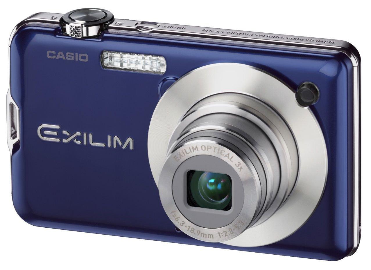 Casio EX-S10 Ultra Slim - Cámara Digital Compacta 10.1 MP (2.7 ...