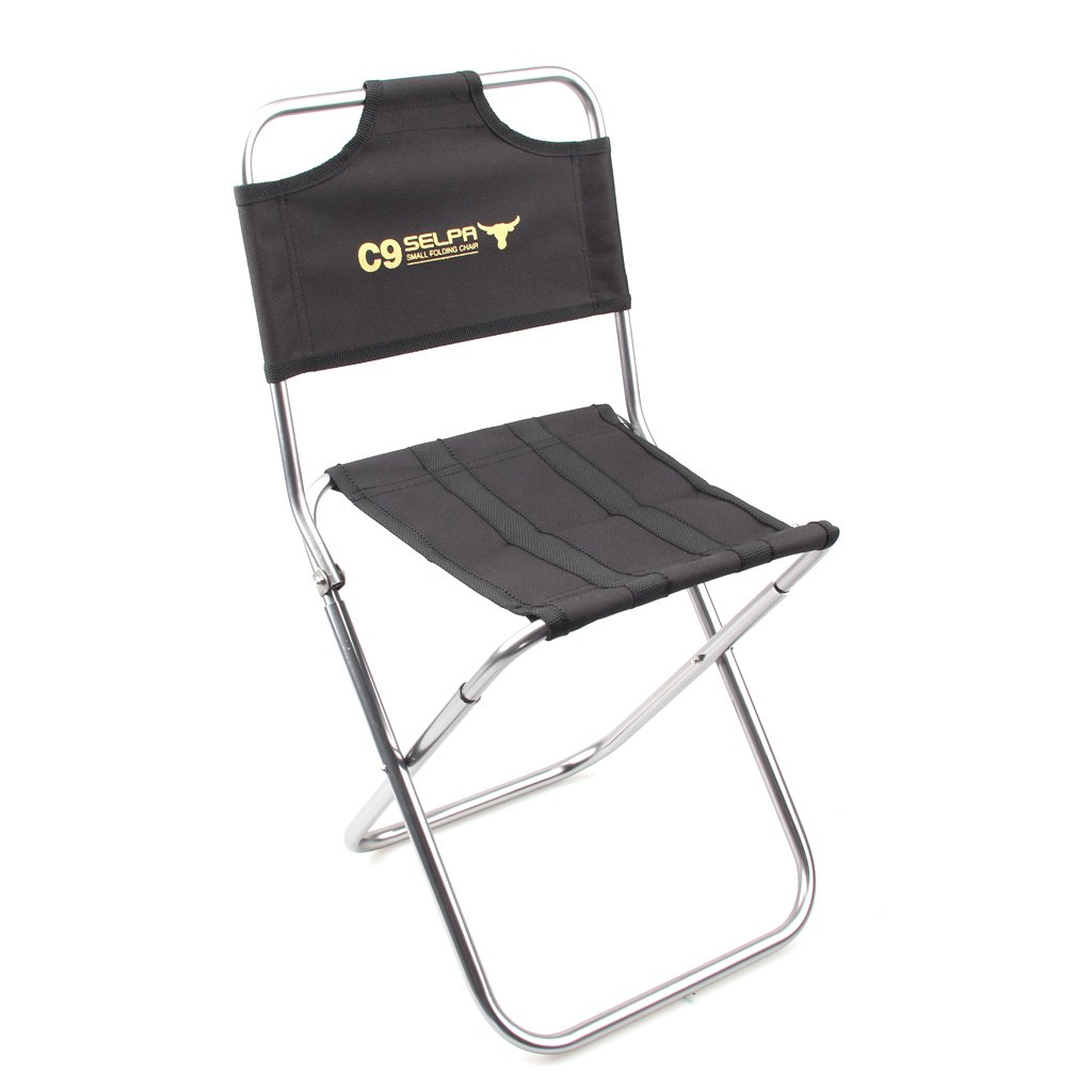 Portable Fishing Beach Camping Hiking Lightweight Folding Chair Foldable Garden Stool