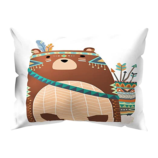 Amazon.com: Unionm - Fundas de almohada decorativas ...