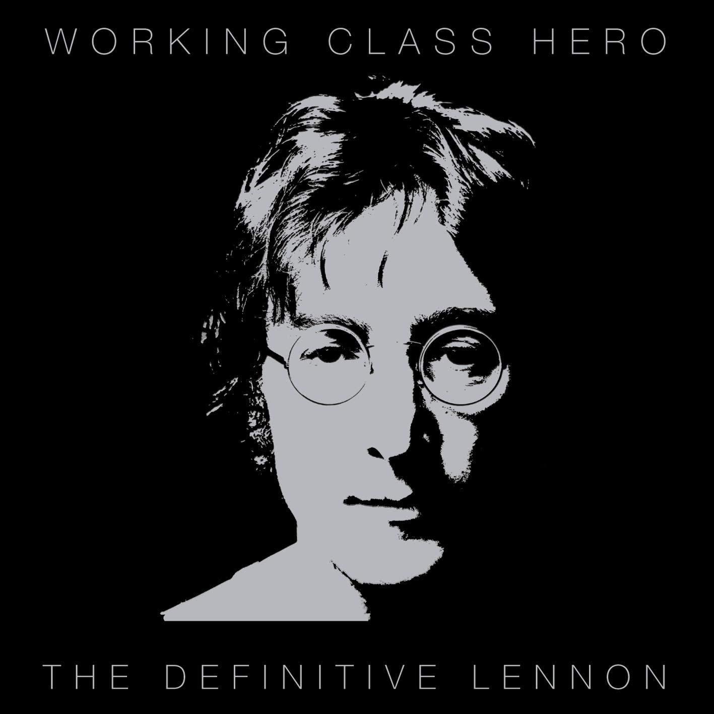 "The Beatles Polska: Ukazuje się kompilacyjna płyta ""Working Class Hero - The Definitive Lennon"""