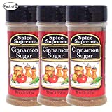 Spice Supreme- Cinnamon Sugar (99g) (Pack of 3)