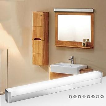 BiuTeFang LED Spiegel-Licht Badezimmer Badezimmer-Licht Aluminium ...