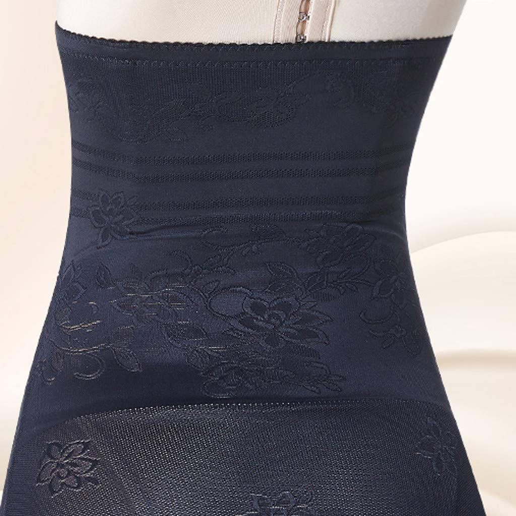 Women Body Shaper High Waist Butt Lifter Tummy Control Lace Corset High Waist Shapewear Underwear Panties
