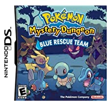 Pokemon Mystery Dungeon Blue Rescue Team - Nintendo DS