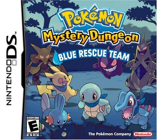 Pokemon Mystery Dungeon: Blue Rescue (Blue Team)