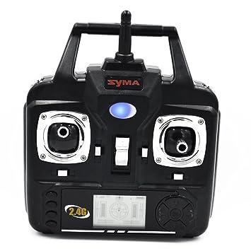 JZK® Transmisor Control Remoto para Syma X5SW X5C X5C-1 X5C RC ...
