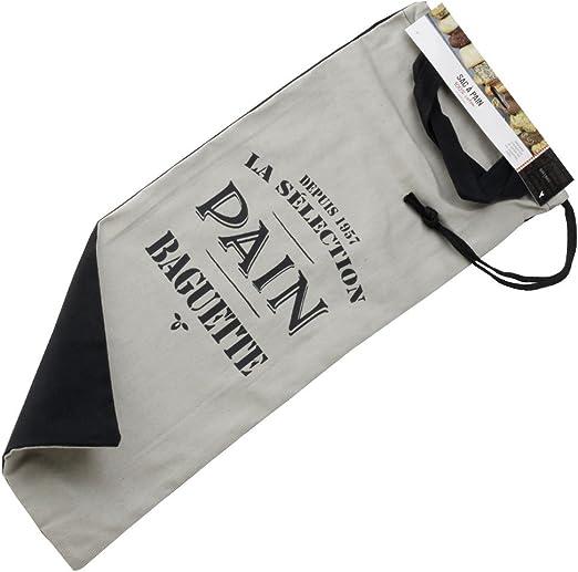 Bolsa de tela para el Pan 100% algodón.: Amazon.es: Hogar