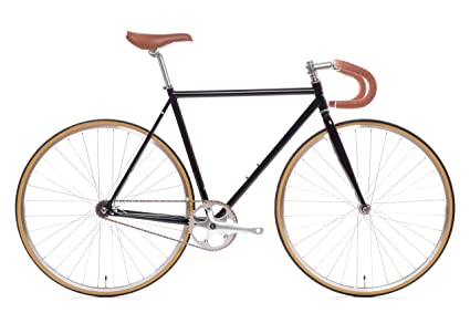 Amazon.com : State Bicycle Co. 4130 Core Line - Fixed Gear/Fixie ...