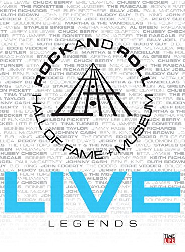 Rock and Roll Hall Of Fame: Legends (Beck Rock And Roll Hall Of Fame)