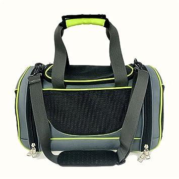 Bolsos para Perros Pet Bag Pet Carrier Perro Gato Viajes Slings Mochila portátil Plegable Bolsas de Mascotas Transpirables para Perros pequeños M L, L, ...