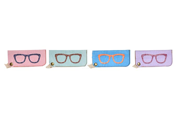 Lote de 12 Fundas de Gafas de Sol Cartón 100% Ecológico para ...