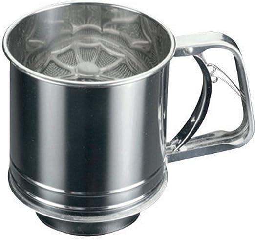 Metaltex 115009 Cernidor De Harina Amazon Com Mx Hogar Y Cocina