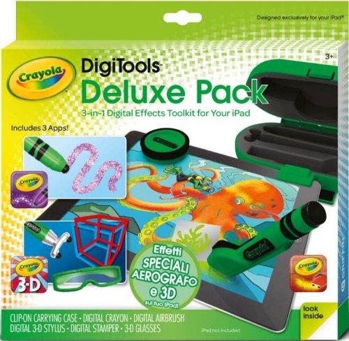 Crayola DigiTools Deluxe Creativity Pack