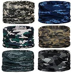 NEXTOUR Headwear, Head Wrap, Neck Gaiter...