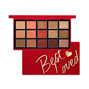 ETUDE HOUSE PLAY COLOR EYE PALETTE (Best Loved) | Blendable Long Lasting Eye Shadow