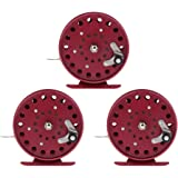 SM SunniMix Lots 3 Mini Ice Fishing Reel Portable Spinning Reel Fly Fishing Wheel