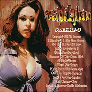 Various artists freestyle explosion volume 4 amazon for 1234 get on the dance floor song mp3 download