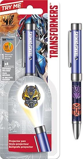 Proyector Pen – Transformers 4 – Bumblebee linterna 1,0 mm ...
