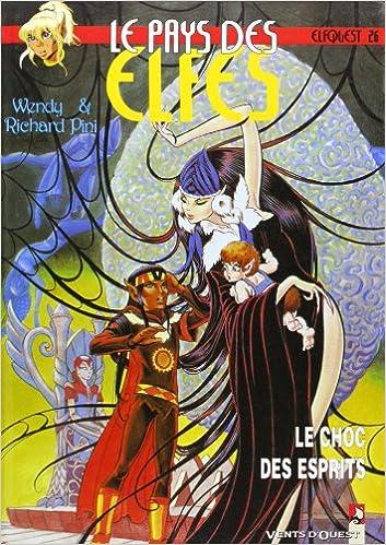 le pays des elfes elfquest tome 27 le pouvoir de loeuf
