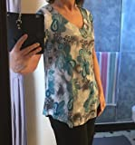 Flattering Top for Women With Hips