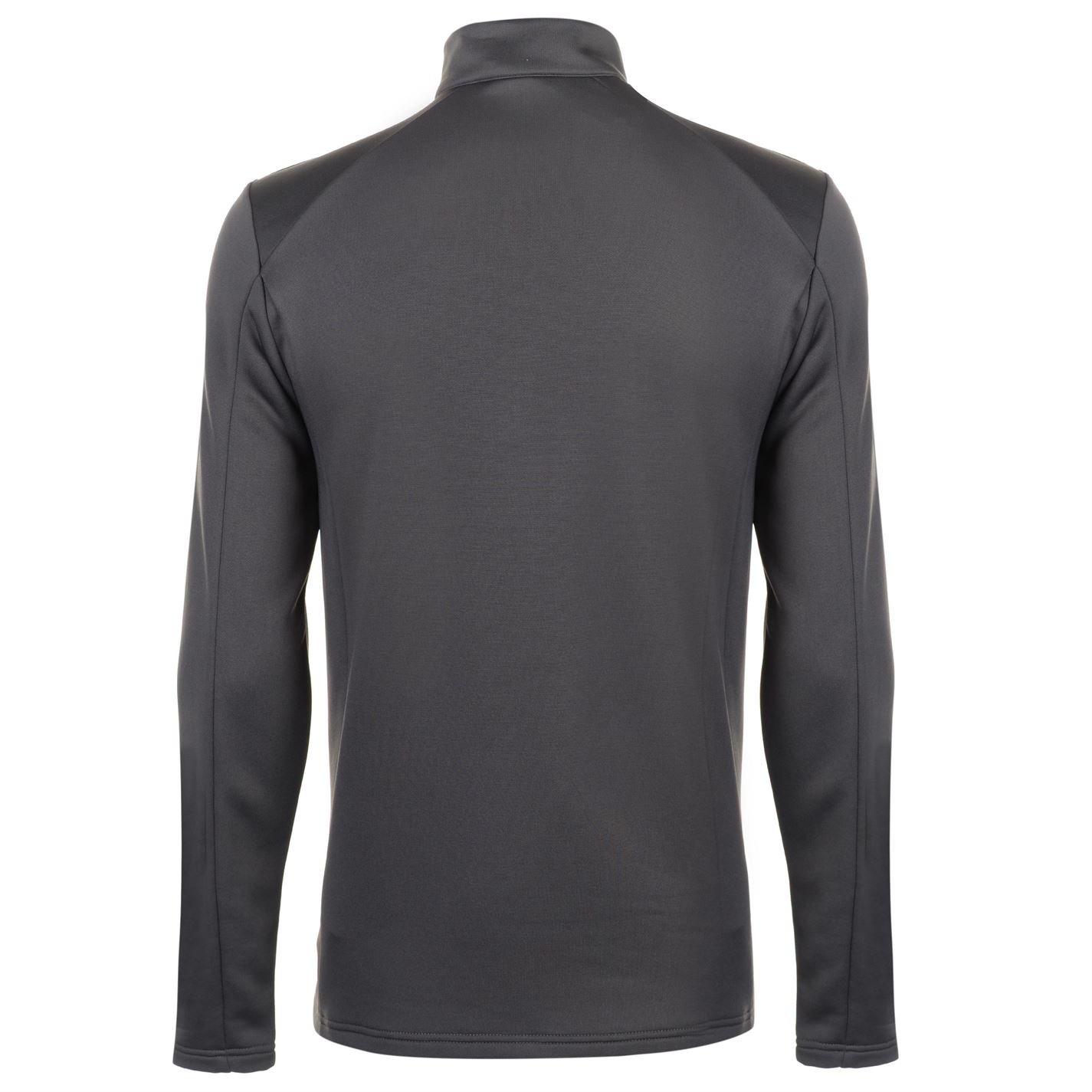 Slazenger Mens Zip Pullover Sweater Jumper Long Sleeve