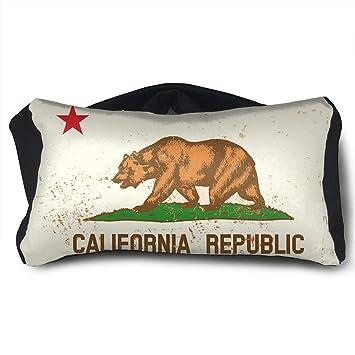 Amazon.com: GLing-LIFE California - Almohada de viaje ...