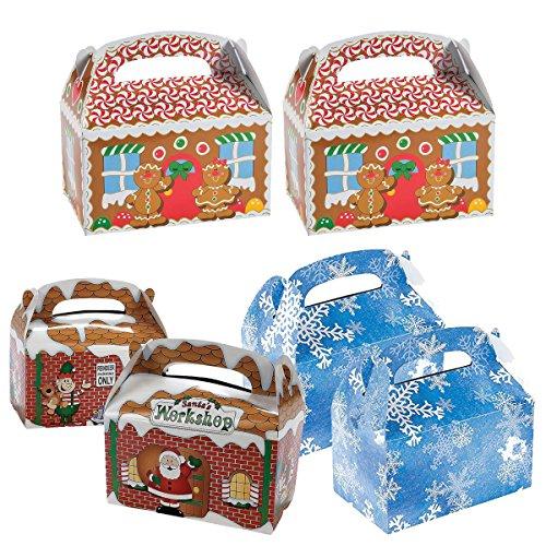3 Dozen Christmas Holiday Boxes