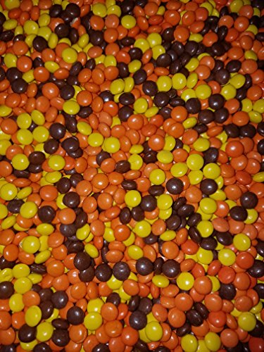 Reese's Pieces Peanut Butter In A Crunchy Shell Candy 5 LBS -