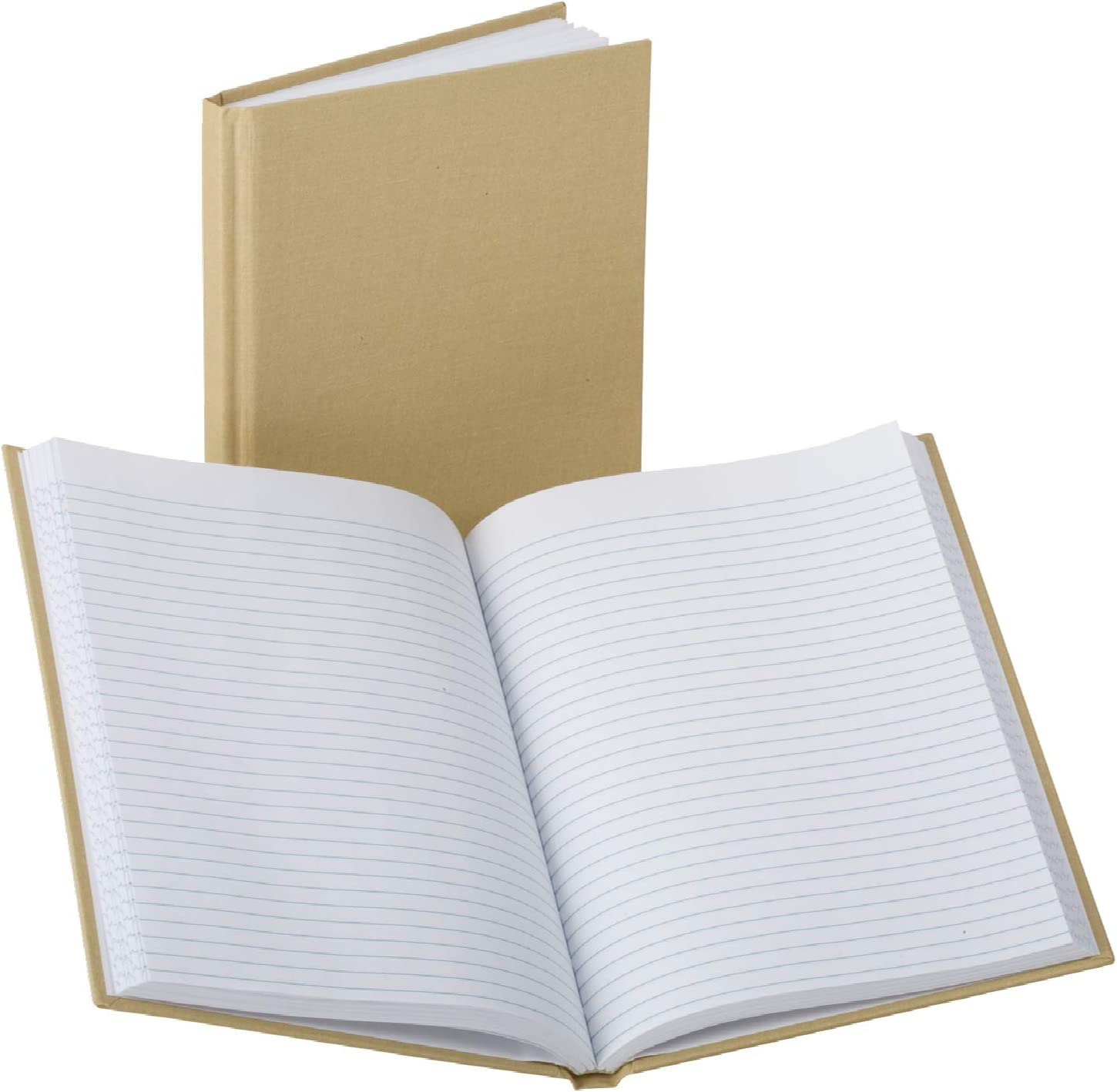 Boorum & Pease 6571 Handy Size Bound Memo Book, Ruled, 9 x 5 7/8, White, 96 Sheets