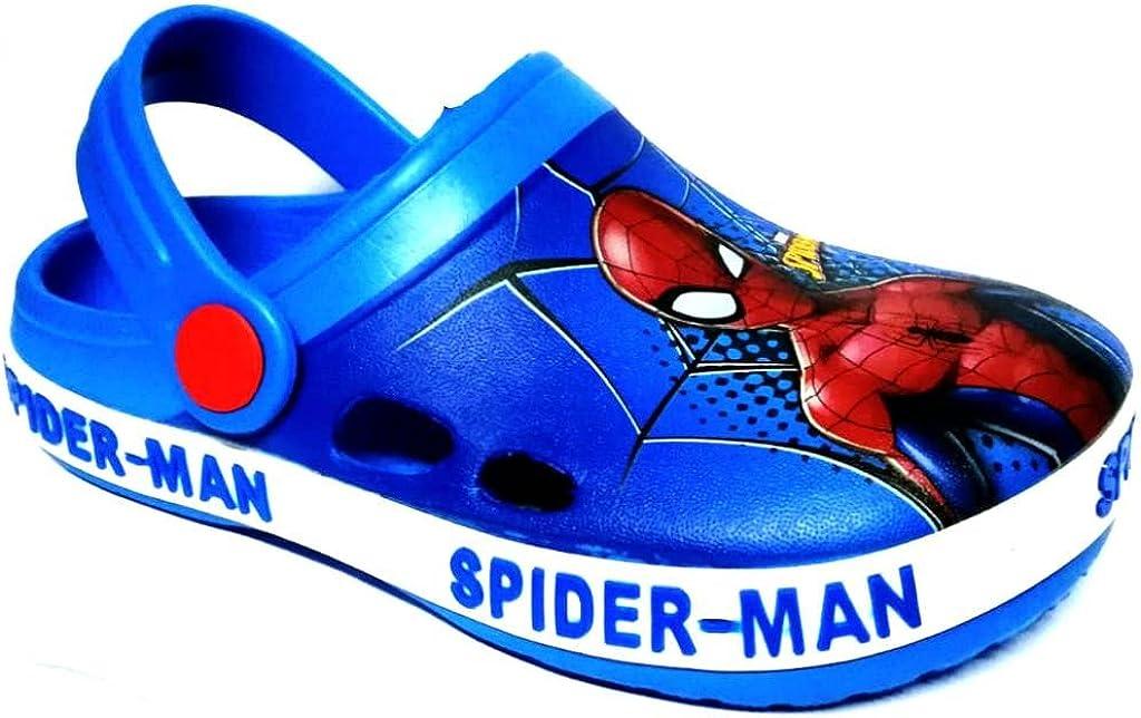 ARNETTA Spider-Man Clogs Ciabatte Mare Bimbo Art S19196 Royal