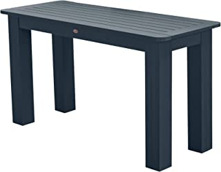 """product image for highwood AD-DTB25-FBE Adirondack Sideboard Table 22"""" x 54"""", Federal Blue"""